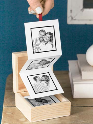 Pop Up Photo Box #valentinesday #gifts #diy #decorhomeideas
