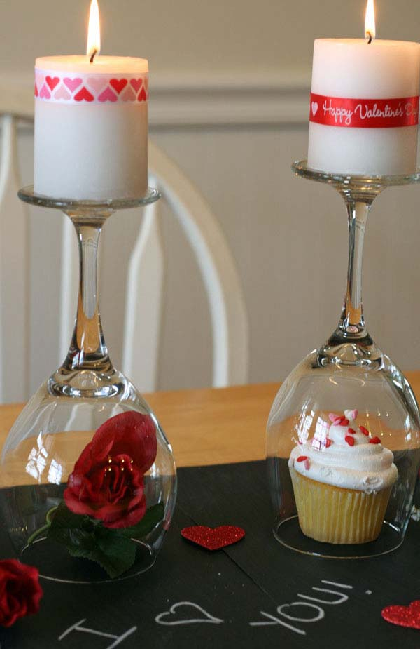 Valentine's Day Dinner Tablescape #valentine #dollarstore #diy #decor #decorhomeideas