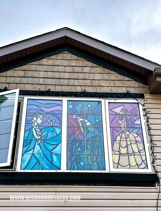 Easy Diy Stained Glass Windows