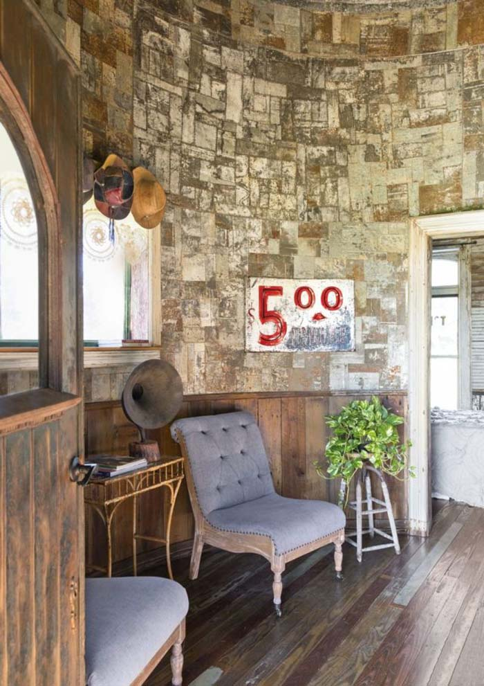 Grain Silo Converted Guesthouse 7