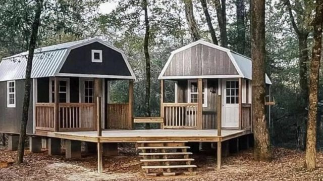 We-Shed Tiny Cabins