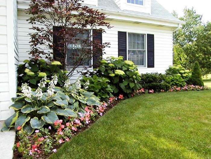 Front Of House Landscaping Ideas Cheap