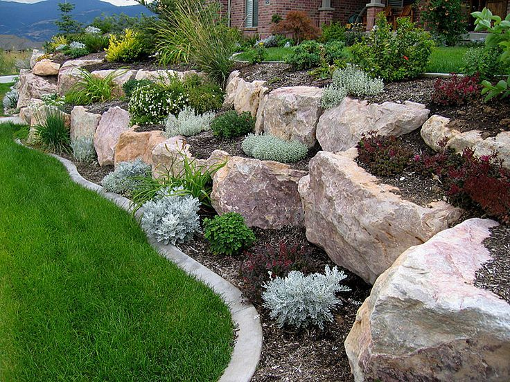 Retaining Wall Rocks