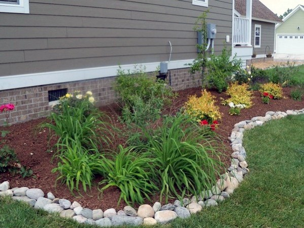 Stone Edging Design Ideas