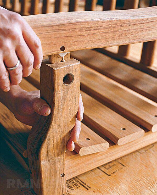How to Build and Hang a Porch Swing #porch #swing #bed #decorhomeideas