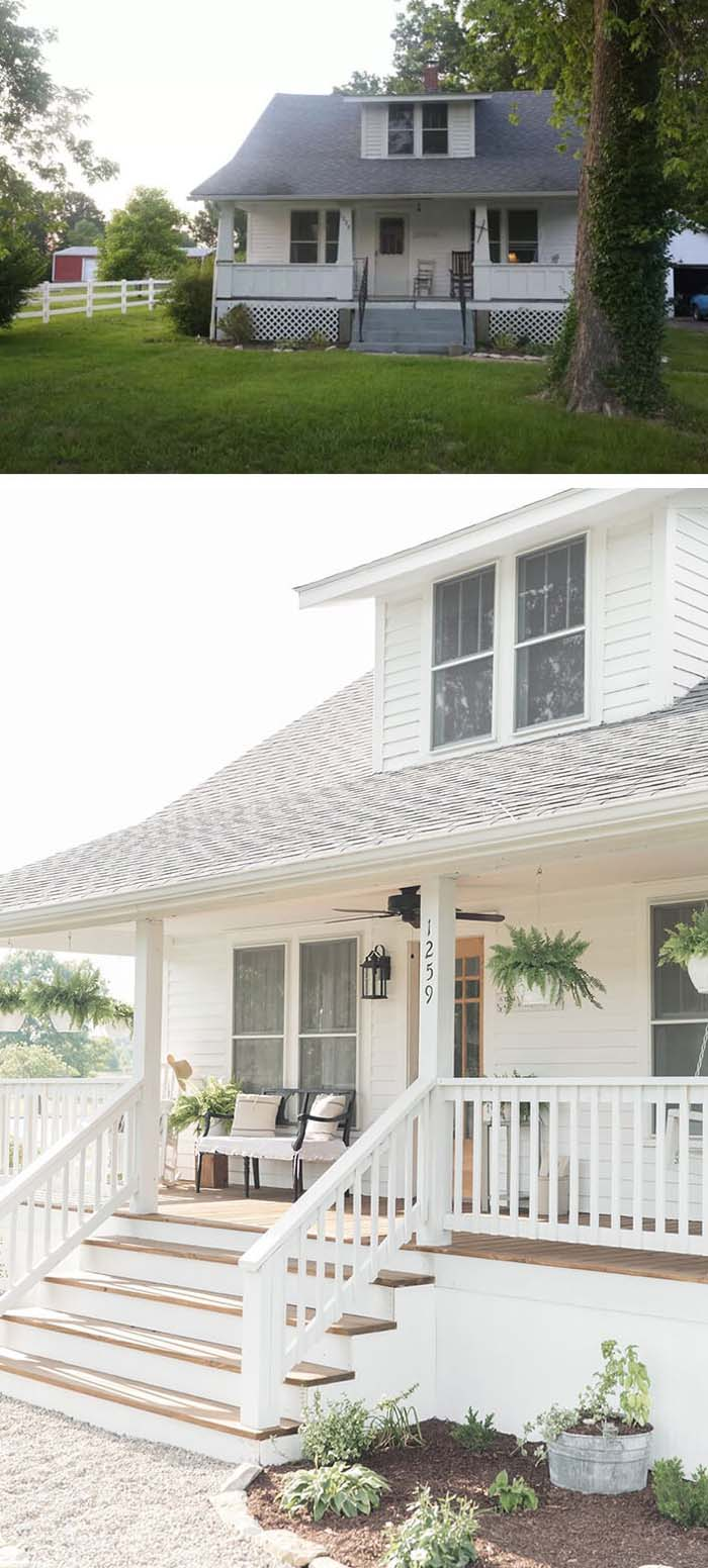 How to Make Your Porch More Inviting #diy #porch #makeover #decorhomeideas