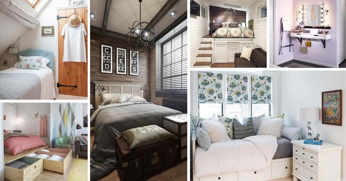 Small Bedroom Ideas And Designs