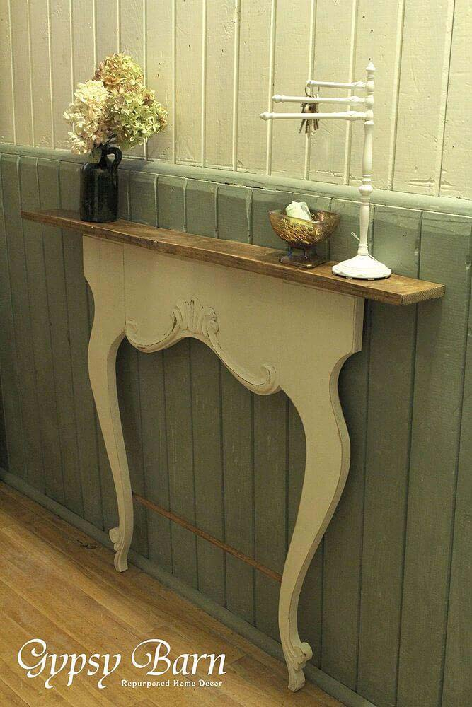 Victorian Slice Style #entry #table #decorhomeideas