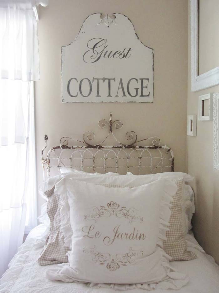 Welcome to Our Humble Cottage #bedroom #wall #decor #decorhomeideas