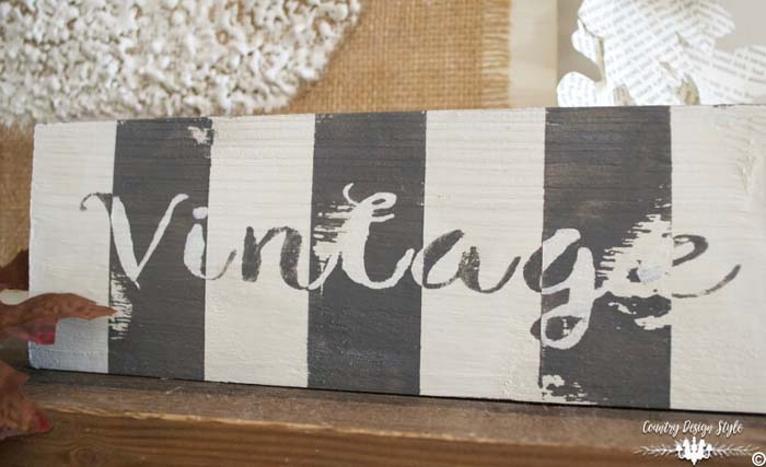 DIY Wood Signs #diy #pallet #sign #decorhomeideas