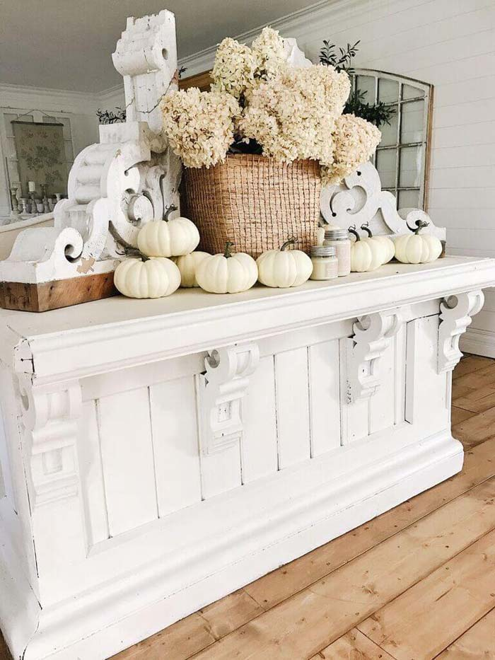 Ideas for Corbels Big and Small #corbel #decoration #decorhomeideas