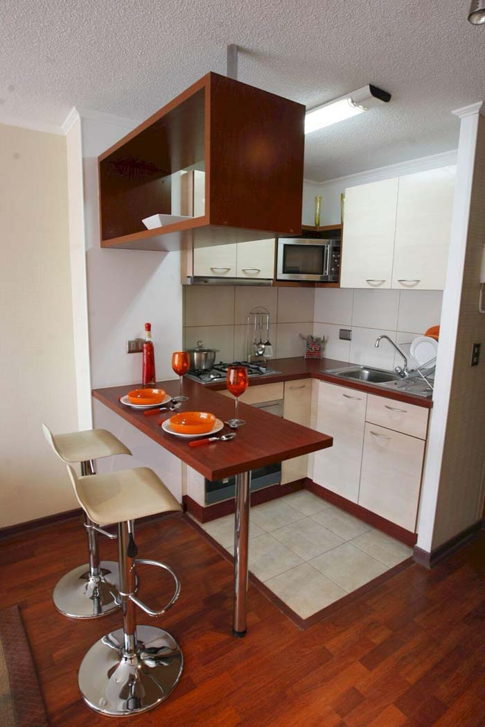 Perfect Use of Vertical Space #small #kitchen #design #decorhomeideas