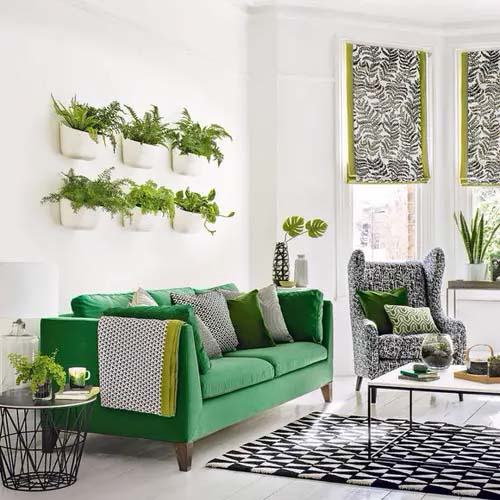 Ultra-Modern Wall Plants #houseplant #wall #decor #decorhomeideas