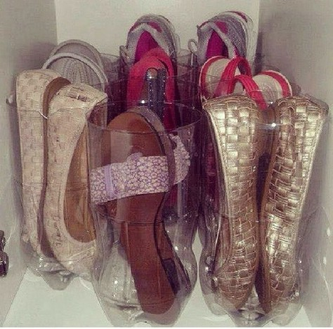Store Your Shoes The Easy Way #organization #storage #home #decorhomeideas
