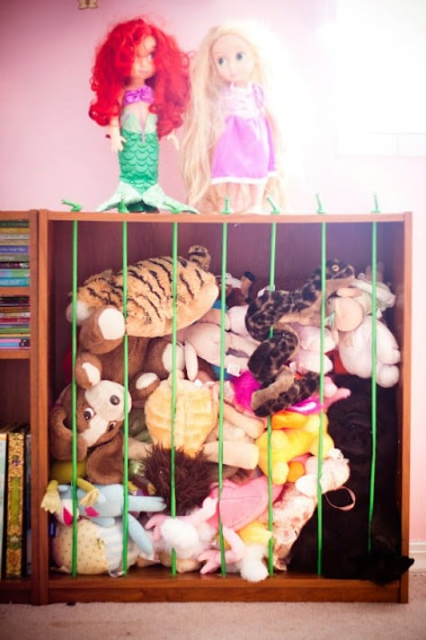 More Toys Storage #organization #storage #home #decorhomeideas