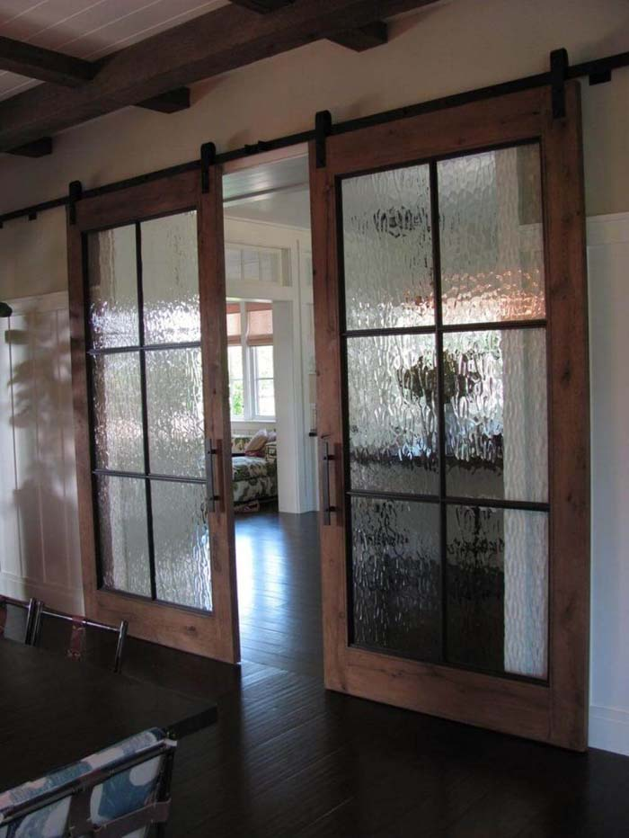 Farmhouse Furniture and Decor Ideas for Doors #farmhouse #furniture #decorhomeideas