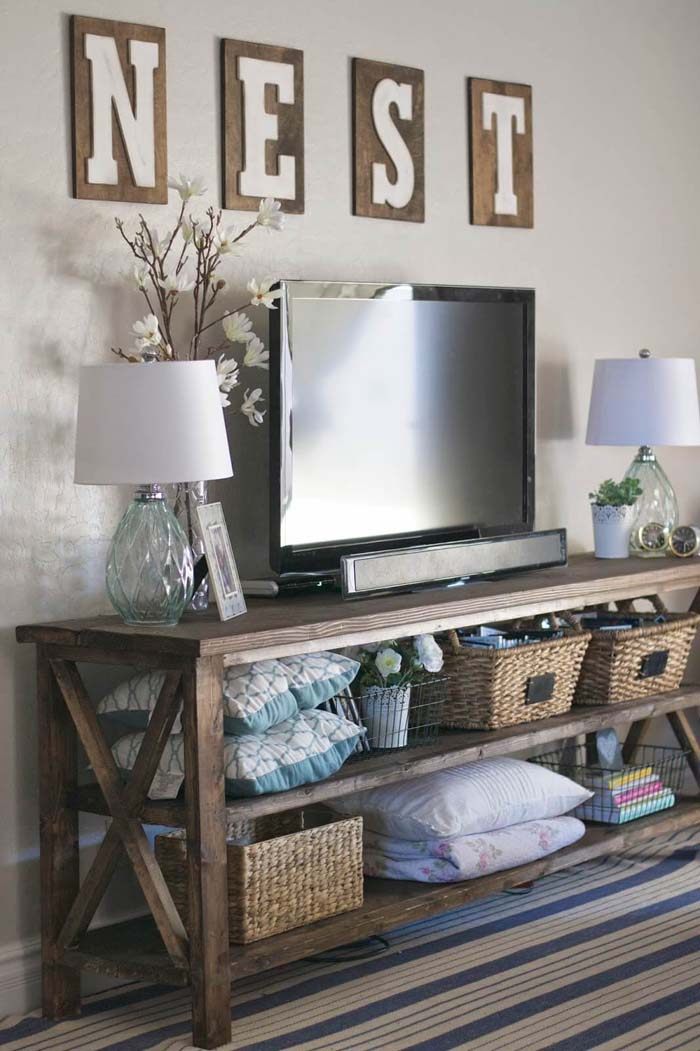 How to Fashionably Feather Your Nest #farmhouse #furniture #decorhomeideas