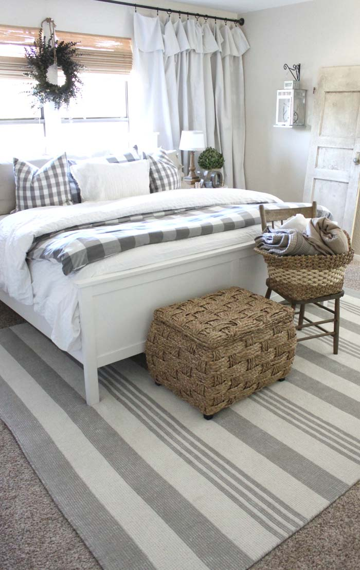 Life Could Be a Dream Bedroom Design #farmhouse #furniture #decorhomeideas
