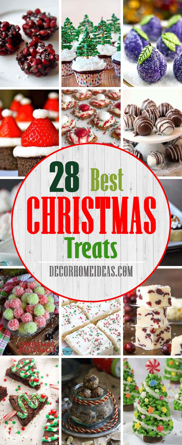 Best Sweet And Tasty Christmas Treats