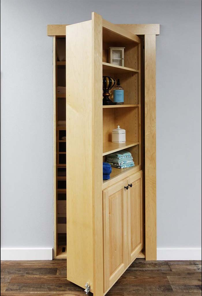 Storage Style Pantry Access