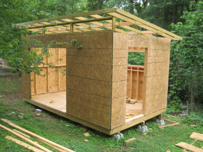 A Multi-Purpose Space For Your Backyard #shed #garden #decorhomeideas