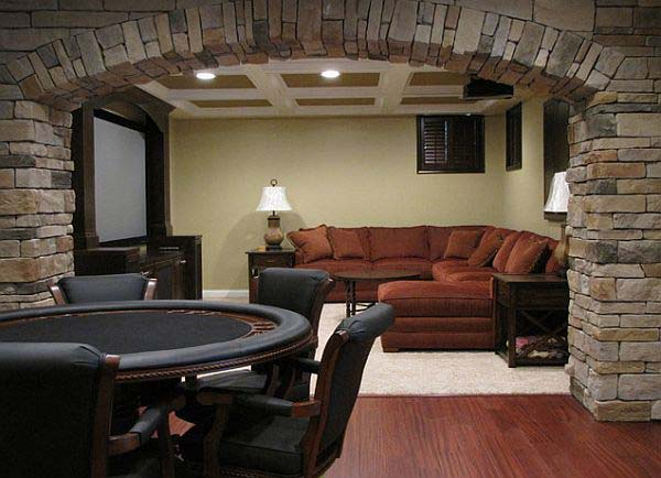 From Simple to Stylish #mancave #decorhomeideas