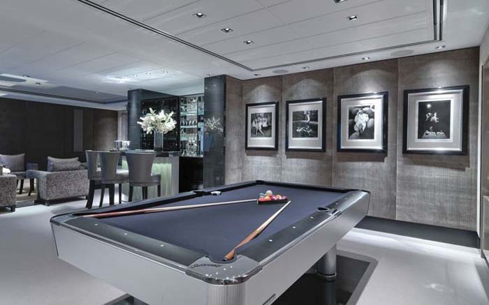 The Bachelor Pad Aesthetic #mancave #decorhomeideas