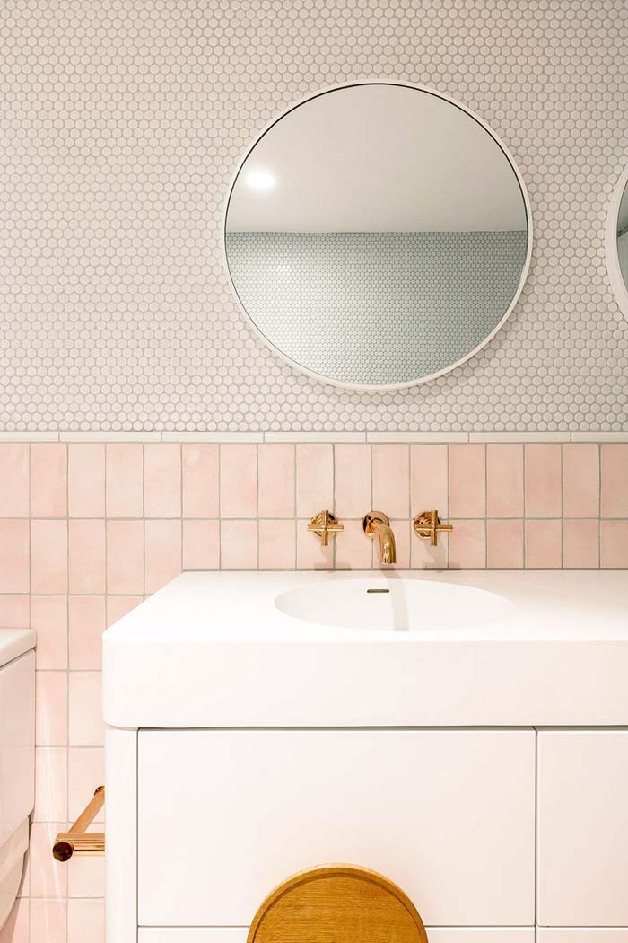 Mix Your Tiles #showertile #bathroom #decorhomeideas