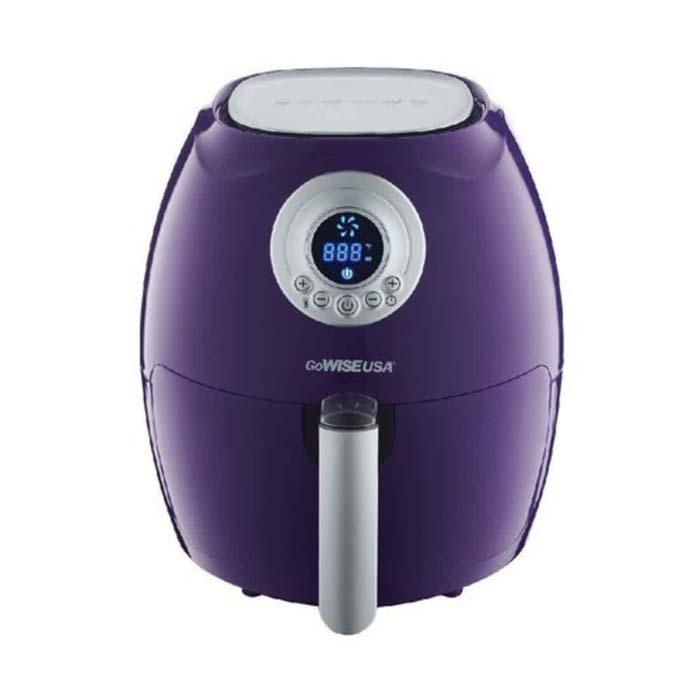 Violet Electric Air Fryer #kitchen #appliances #decorhomeideas