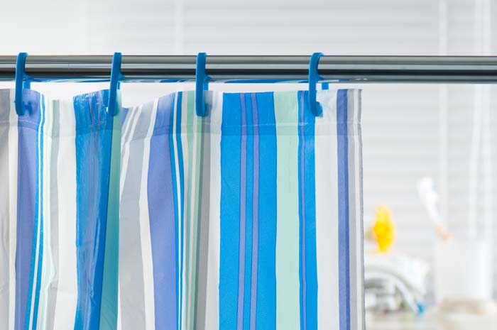 Shower Curtain #reusable #householditems #recycle #decorhomeideas