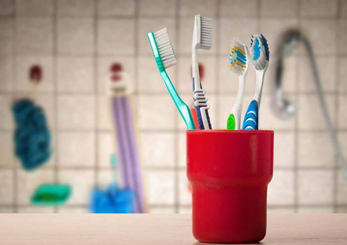 Toothbrushes #reusable #householditems #recycle #decorhomeideas