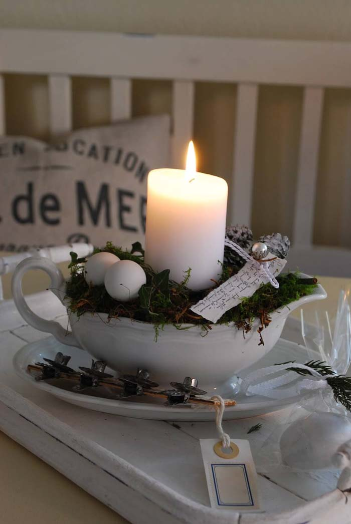 My Cup Runneth Over #candledecorations #candles #homedecor #decorhomeideas
