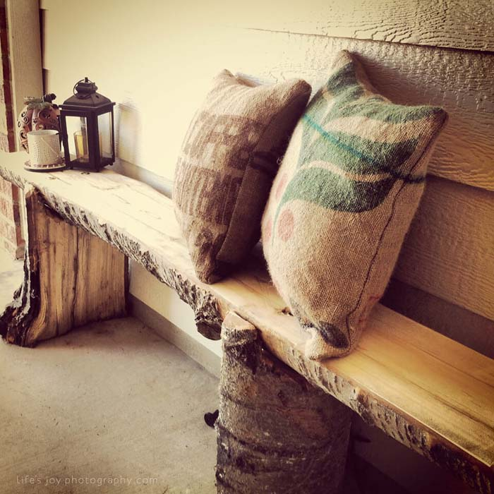 Rustic Accessories for Old-Country Charm #trashtotreasure #decorhomeideas