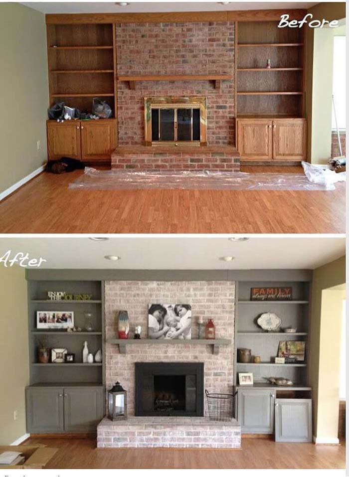 How to Update Dated Living Room Finishes #livingroommakeovers #decorhomeideas