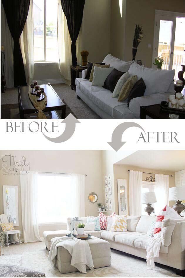 Make Your Living Room More Inviting #livingroommakeovers #decorhomeideas