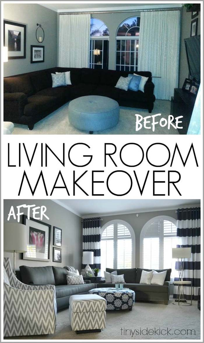 Transform Your Living Space with Curated Patterns #livingroommakeovers #decorhomeideas