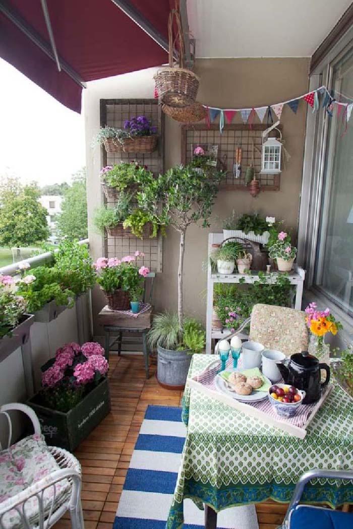 Home Extension #balconygarden #decorhomeideas