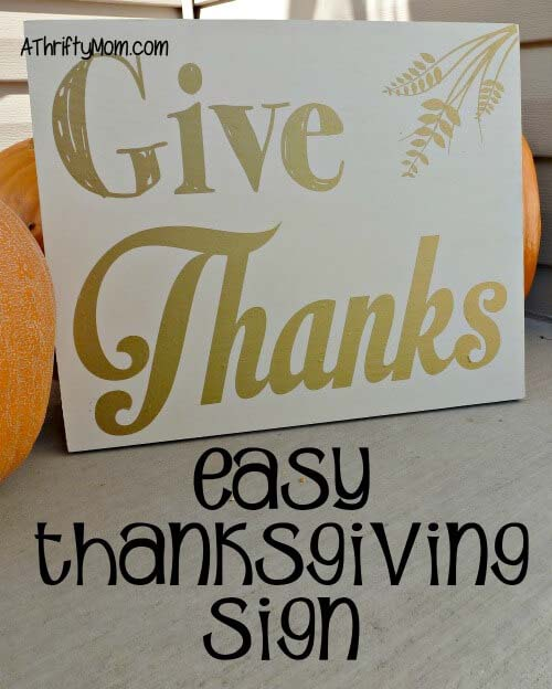14. Reclaimed Wood with Rope Script #thanksgiving #sign #decorhomeideas